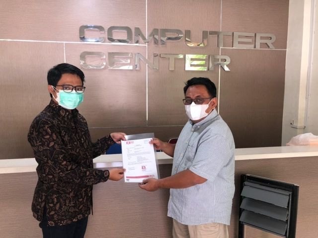 DSI Untag Surabaya Gandeng PLTI untuk Uji Kelayakan Tes Kompetensi