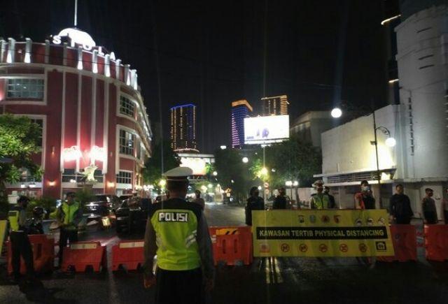 Alasan Jam Malam di Surabaya, Plt Wali Kota: Corona Ganas saat Dingin