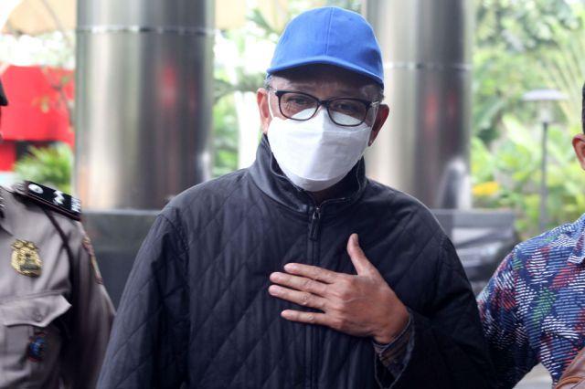 Terima Suap Rp 5,4 M dari Kontraktor, Gubernur Nurdin: Saya Dijebak
