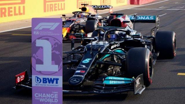 5 Hal Luar Biasa yang Terjadi pada Kualifikasi F1 GP Inggris, Comeback Hamilton dan Williams Menatap Poin Perdana