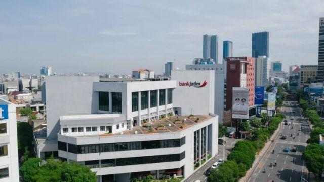Meski Pandemi, Bank Jatim Masih Cetak Laba Bersih Rp 1,49 Triliun