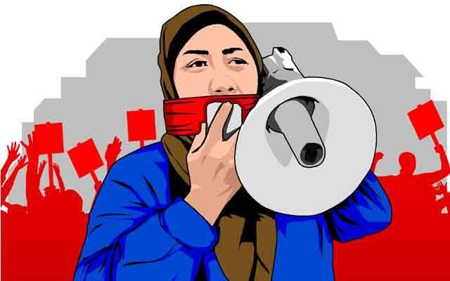 Survei SMRC: Rakyat Makin Takut Bicara Politik dan Penangkapan Aparat