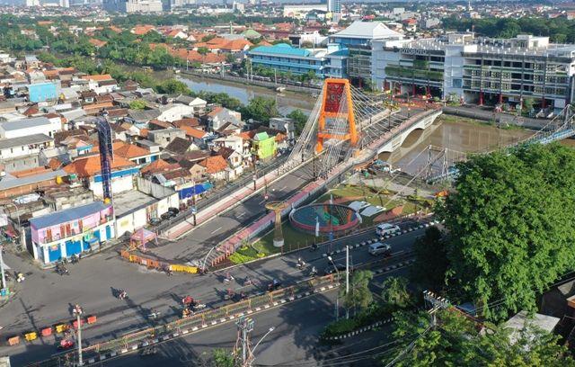 Pemkot Surabaya Terbitkan Perwali Pelunasan Jembatan Joyoboyo