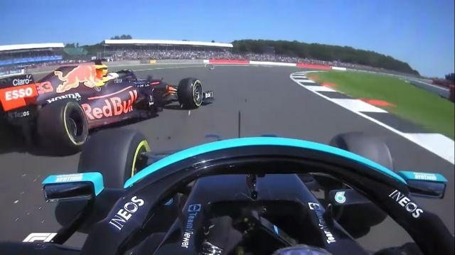 Menang GP Inggris dengan Curang? Lewis Hamilton Disebut Sengaja Tabrak Max Verstappen, Begini Kronologi dan Tanggapannya