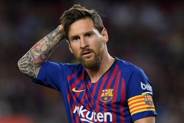 Mengejutkan! Lionel Messi Tidak Masuk Daftar Team of The Year FIFA