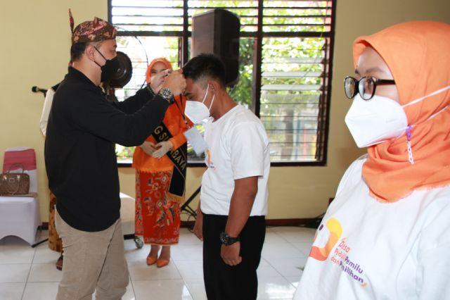 Kader DP3 Dilantik, Wali Kota Eri Optimis semua Warga Surabaya Antusias Sukseskan Pemilu