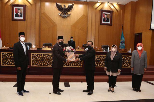 R-APBD 2022 mulai Dibahas, Wali Kota Surabaya Eri Cahyadi: Ini Spirit Baru