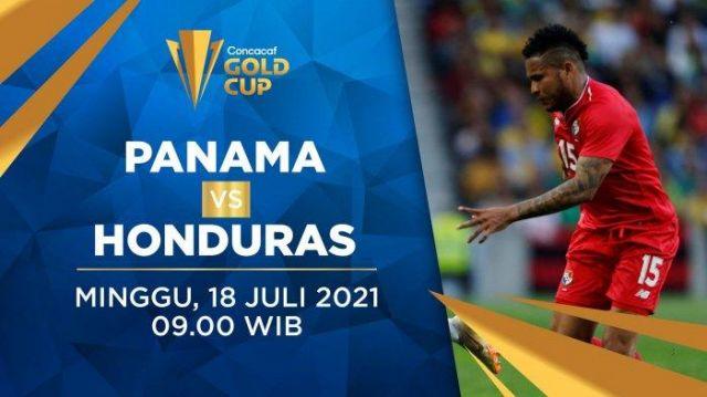 Prediksi dan Link Live Streaming Piala Emas Concacaf 2021 Panama vs Honduras: Pengukuhan Kuda Hitam Terbaik