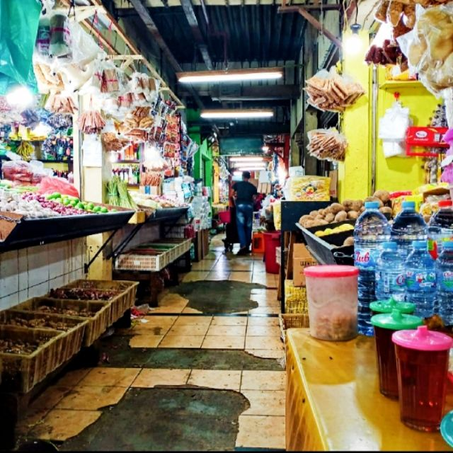 Memasuki Pekan Pertama PPKM Darurat, Pengunjung Pasar Rakyat Turun 65 Persen
