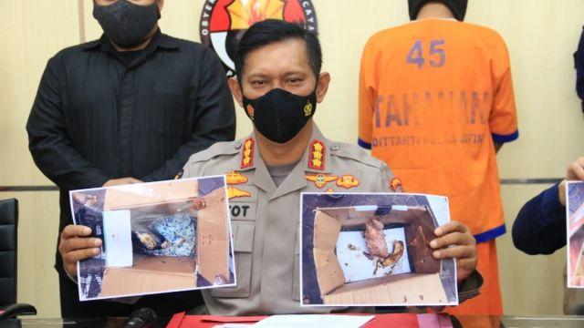Polda Jatim Bongkar Jaringan Perdagangan Gelap Satwa Dilindungi di Tulungagung dan Jember