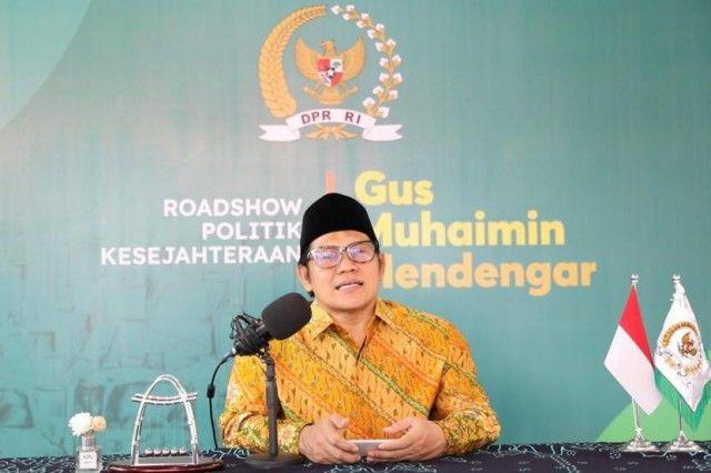 Wakil Ketua DPR Muhaimin Iskandar Desak Pemerintah Hapus Aplikasi Pinjol dari Platform Distribusi Aplikasi