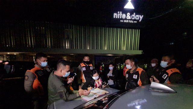 Belum Diizinkan Buka, RHU Beroperasi Diam-Diam, Satpol PP Surabaya: Kita Awasi dan Tertibkan