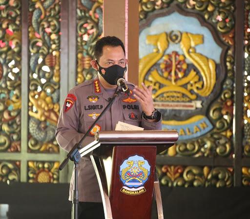 Panglima TNI dan Kapolri Rayu Tokoh Agama Bangkalan demi Tekan Covid